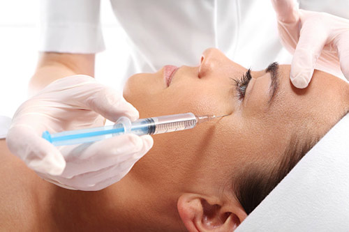 Face Beauty with Botulinum Toxin