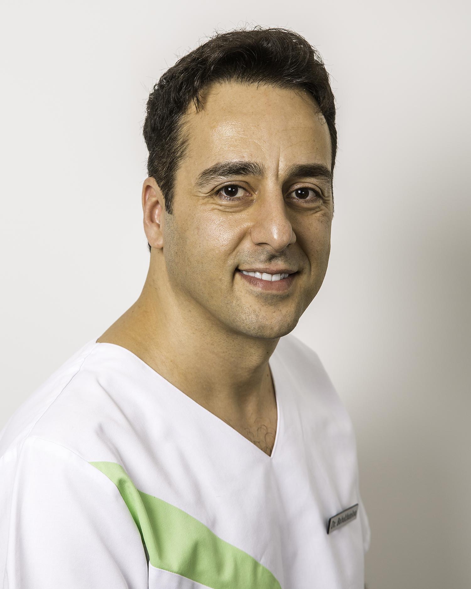 Dr Roland Babakhanlou